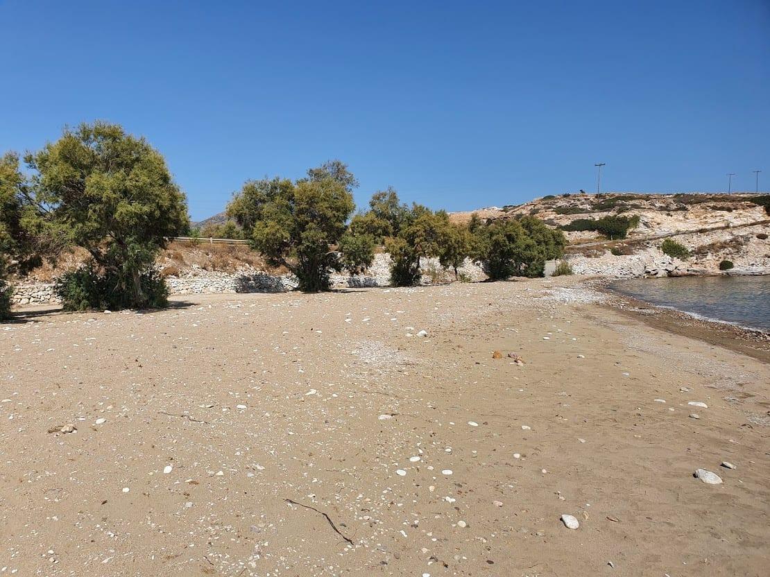 Klima Beach Kimolos