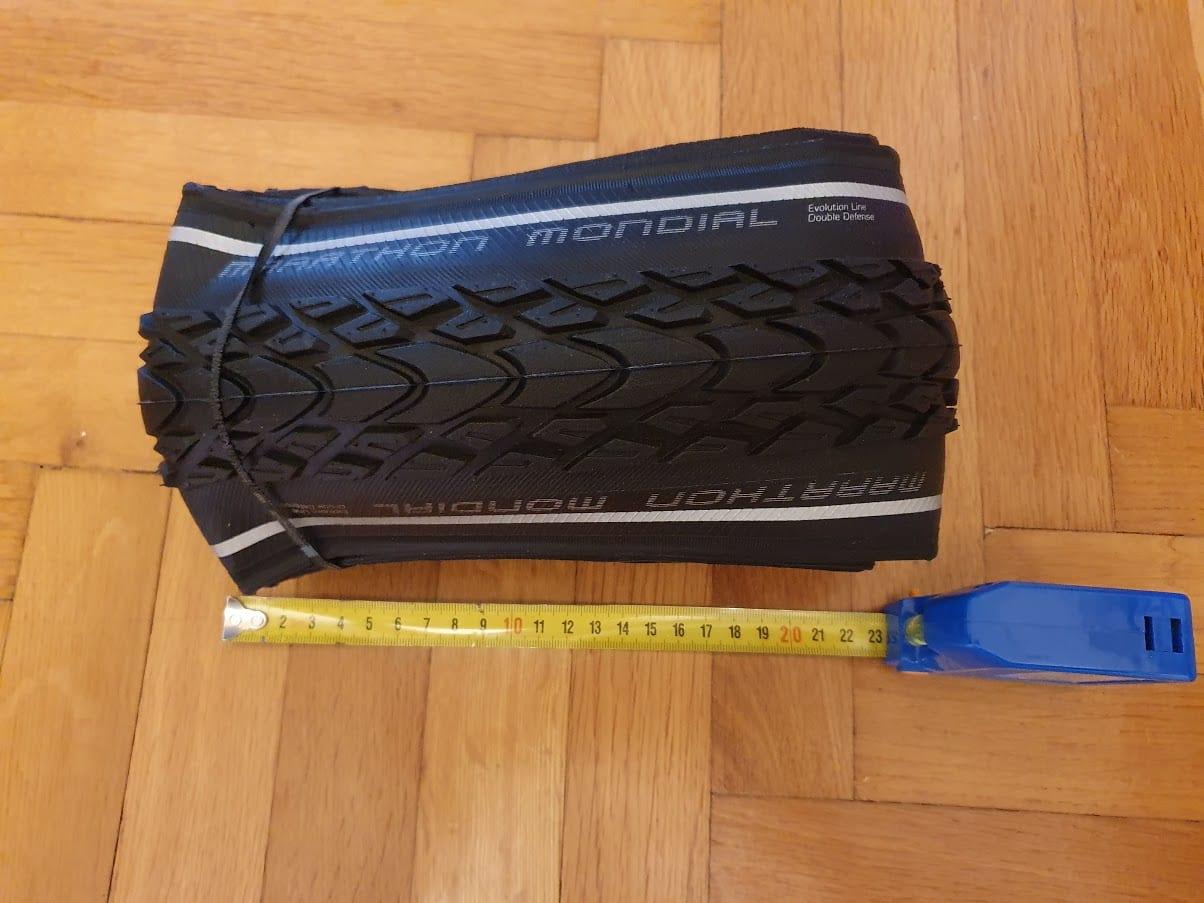Marathon Mondial Folding Tire