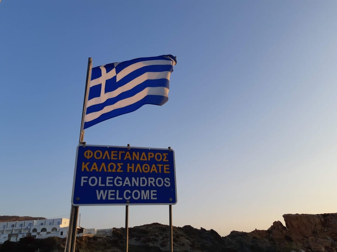 Welcome to Folegandros