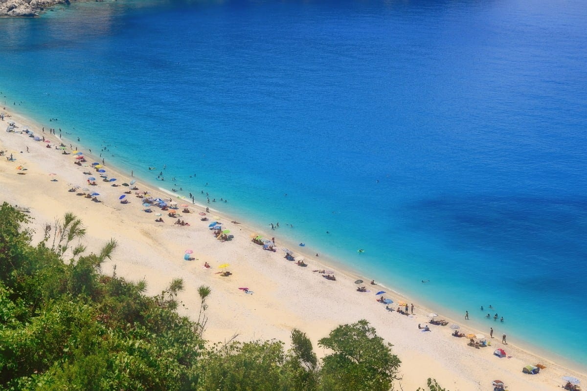 Kefalonia has some of the best island greece beaches