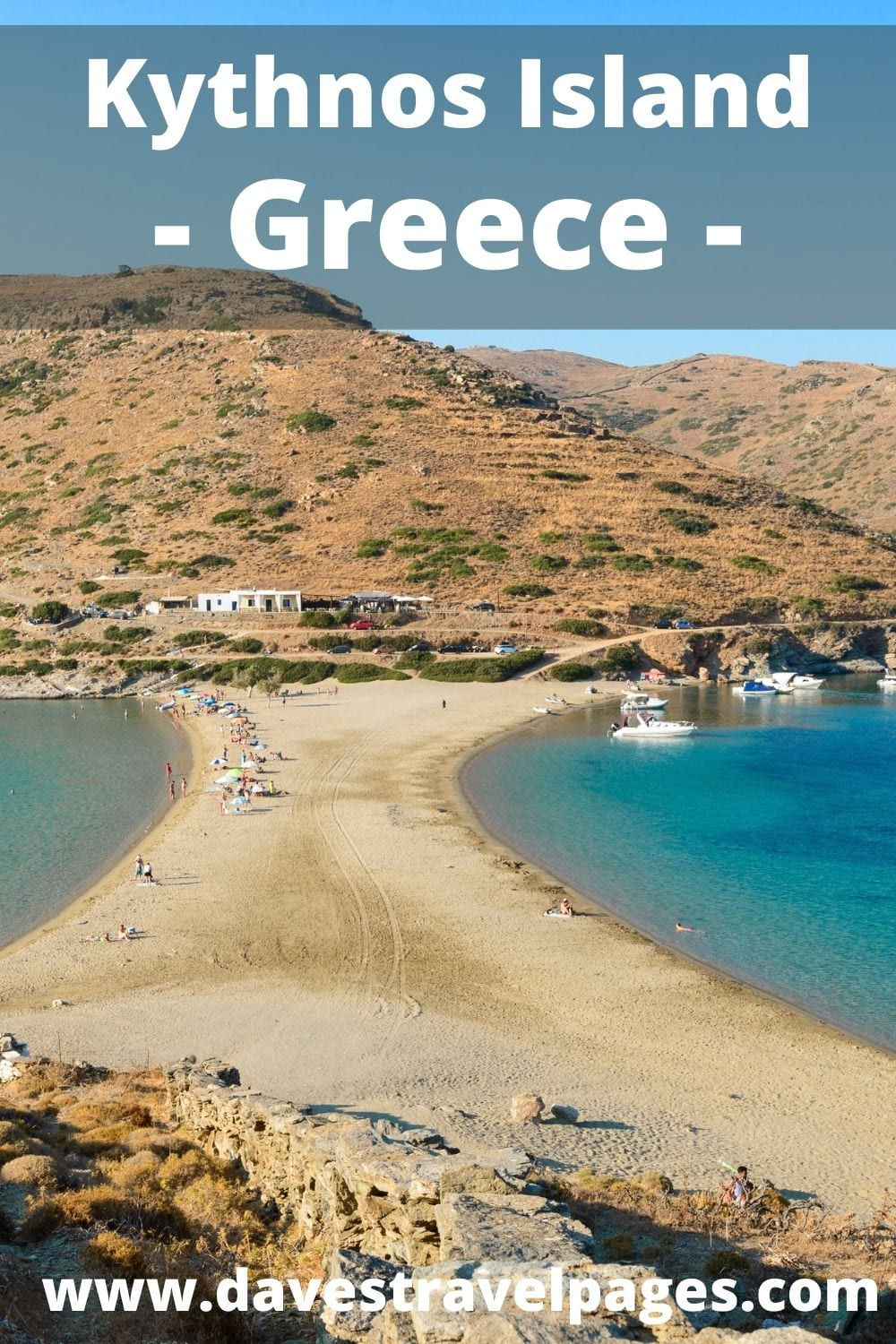 How to travel from Athens to Kythnos island in Greece
