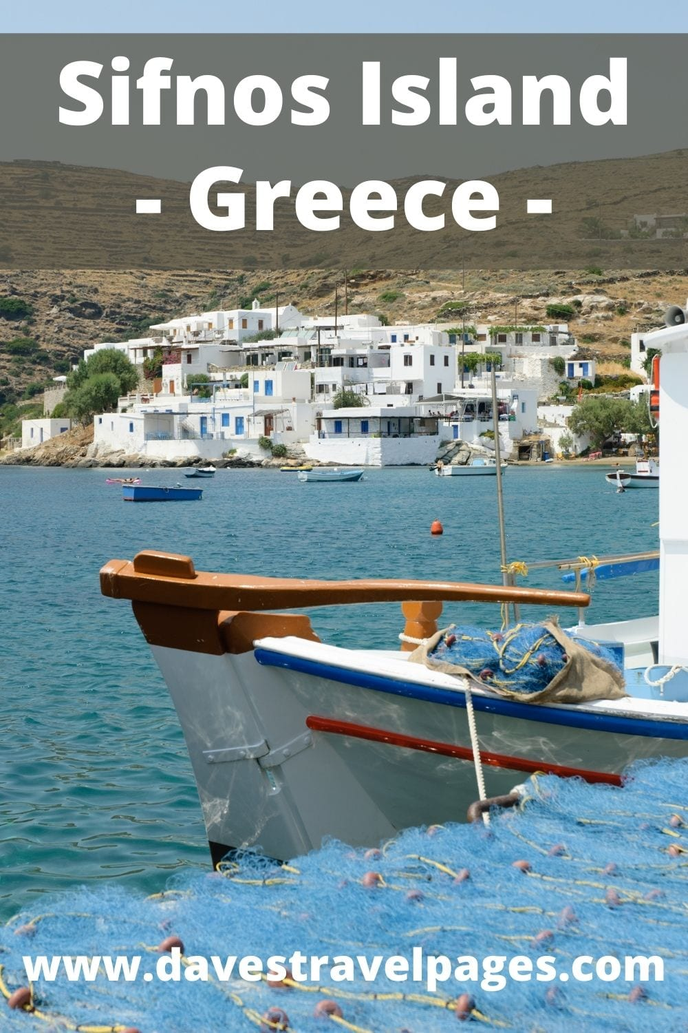 Sifnos Ferry Guide: How to get from Athens to Sifnos