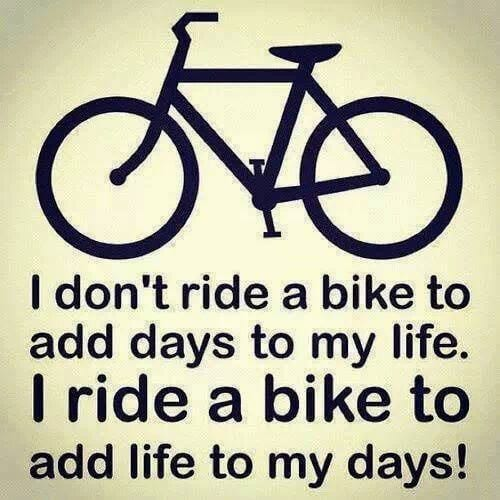 Fun facts about cycling