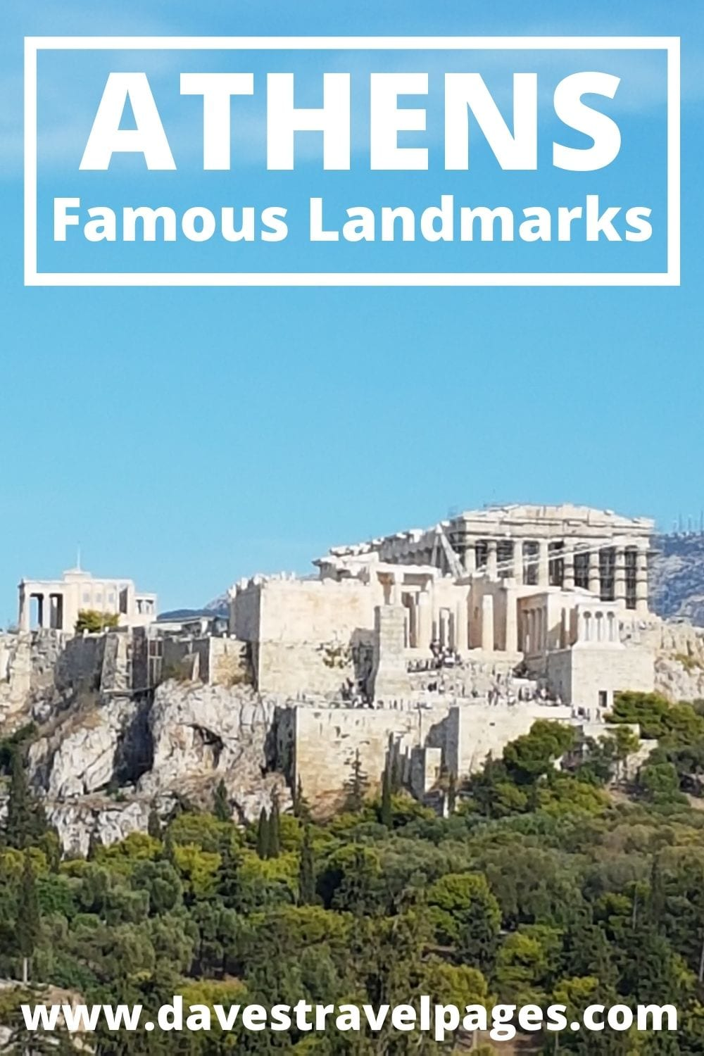 A guide to 10 of the most famous landmarks in Athens Greece