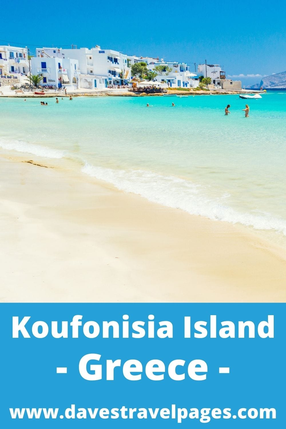 How to get from Athens to Koufonisia in Greece