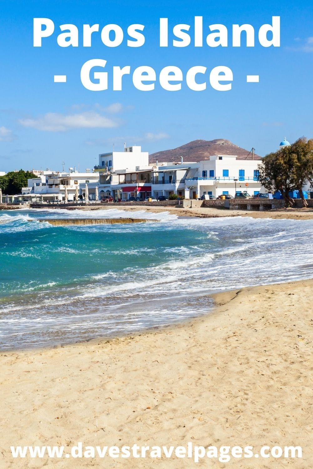 Athens to Paros Island Ferry Guide