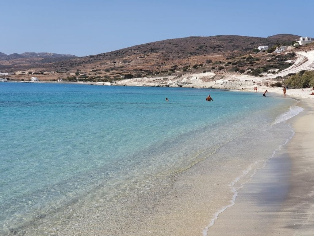 A guide to the best Greece beaches on the islands