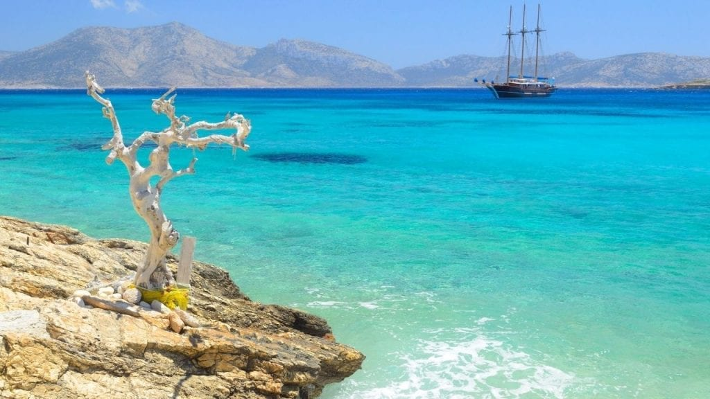How to get to Koufonisia from Athens in Greece