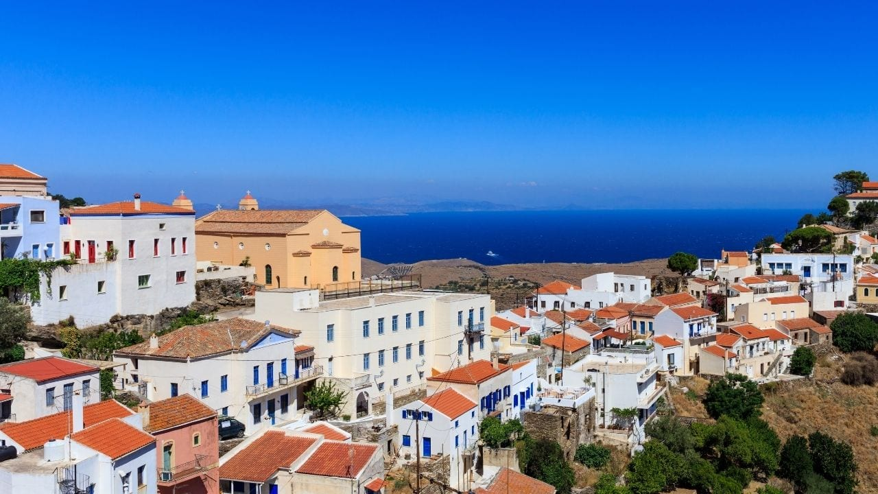 How to visit Kea island in Greece