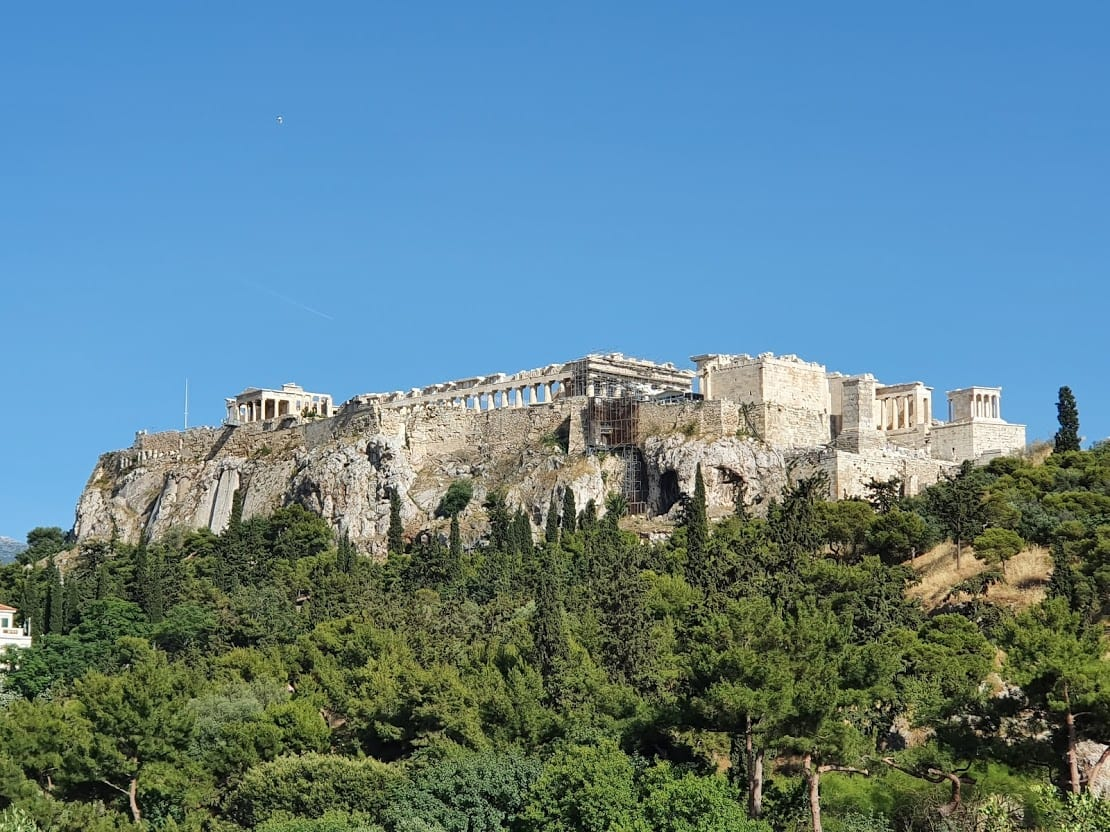 The Acropolis of Athens is one of the most important landmarks in Greece