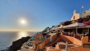 How to get to other islands close to Santorini