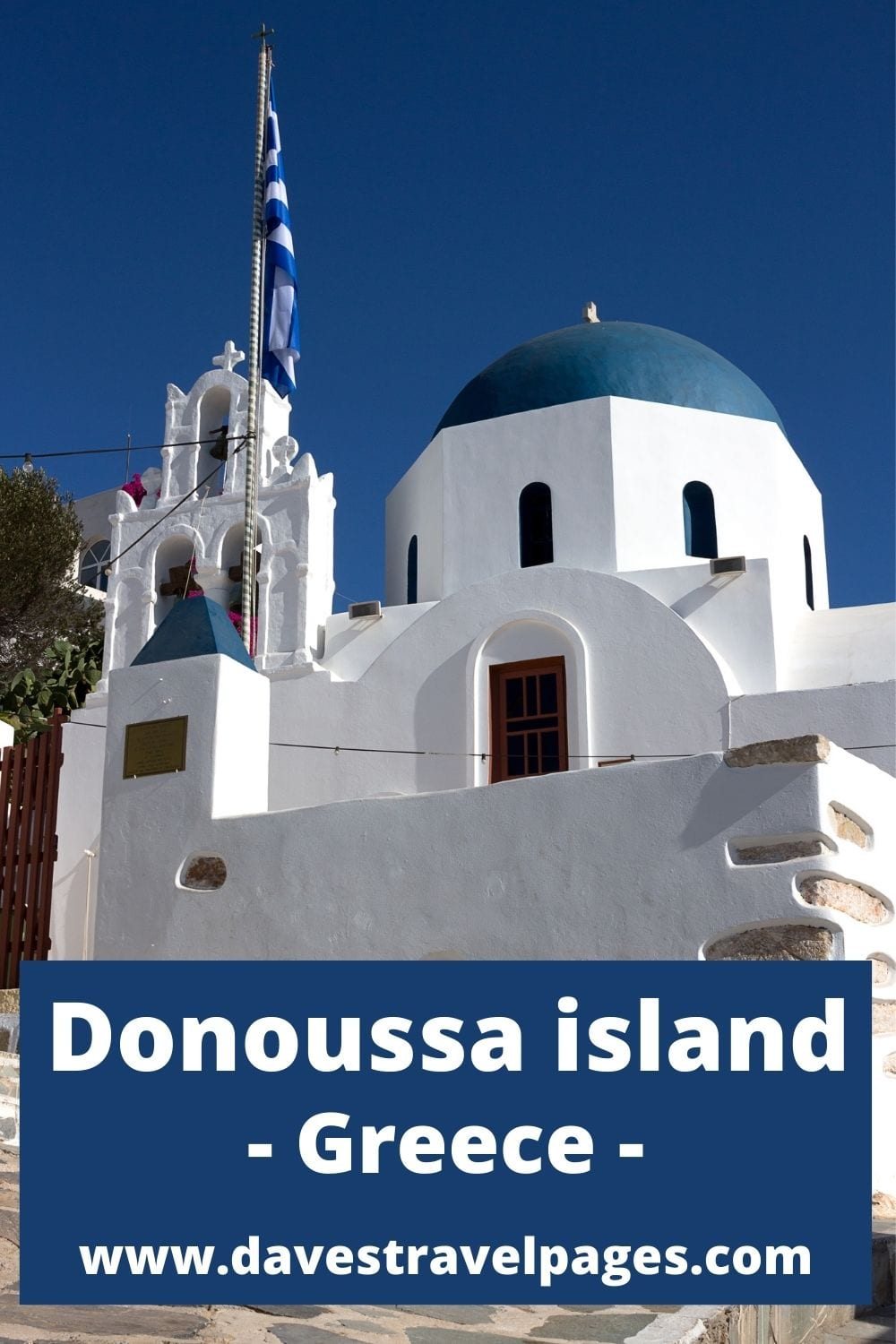The best way to get from Santorini to Donoussa in Greece