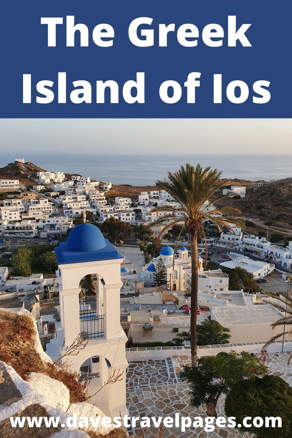 How to get to the Greek island of Ios from Mykonos