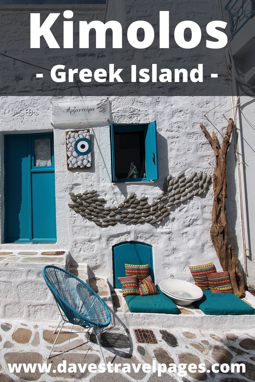 How to visit Kimolos after Mykonos