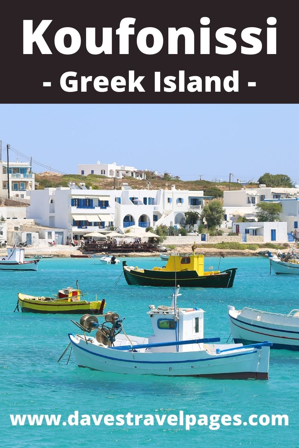 How to travel from Mykonos to Koufonissi in Greece