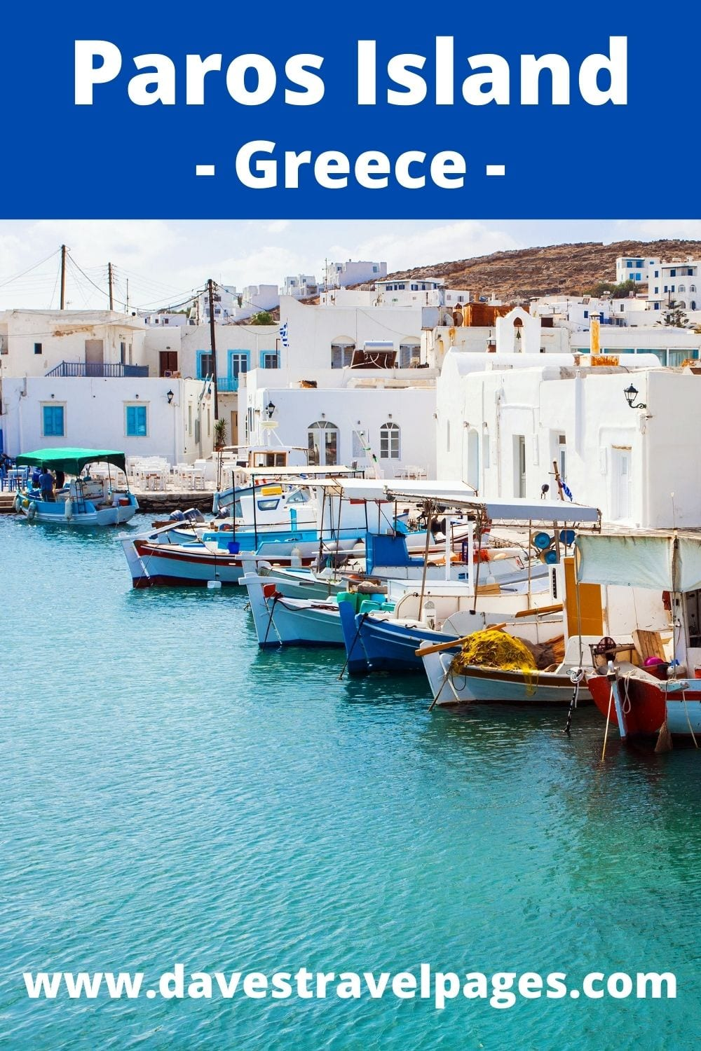 How to get to Paros island from Mykonos