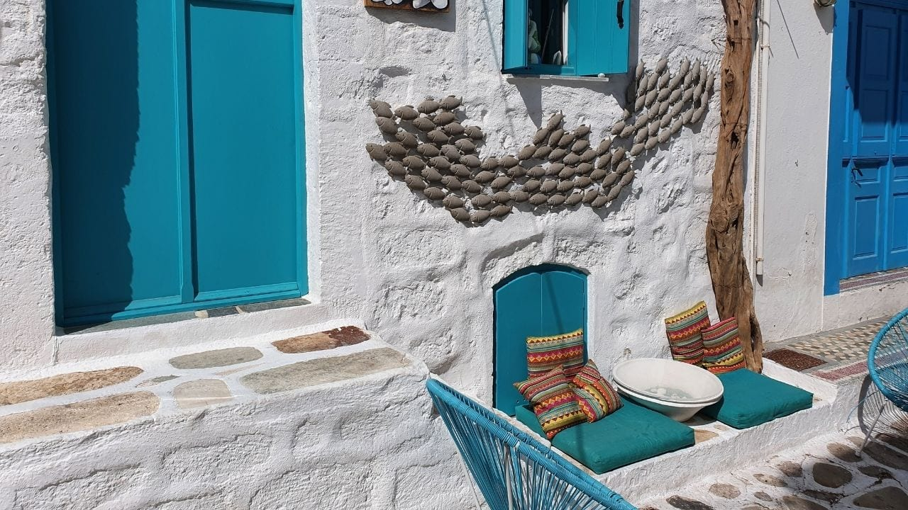 Traveling to Kimolos island from Mykonos