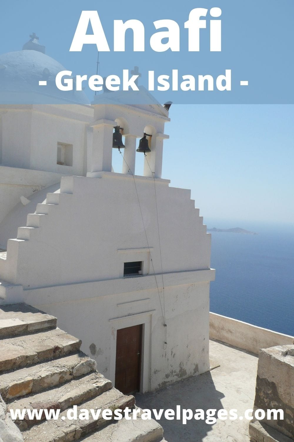 How to island hop from Mykonos to Anafi in Greece