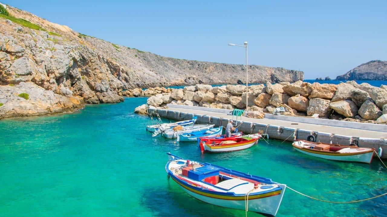 Antikythera Ionian Island Greece
