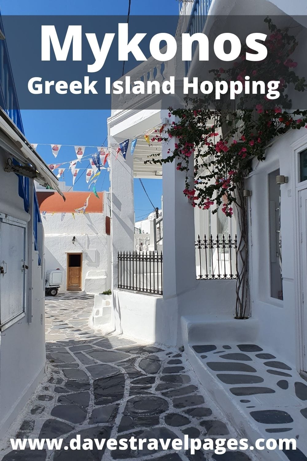 Milos to Mykonos Greek Island Hopping