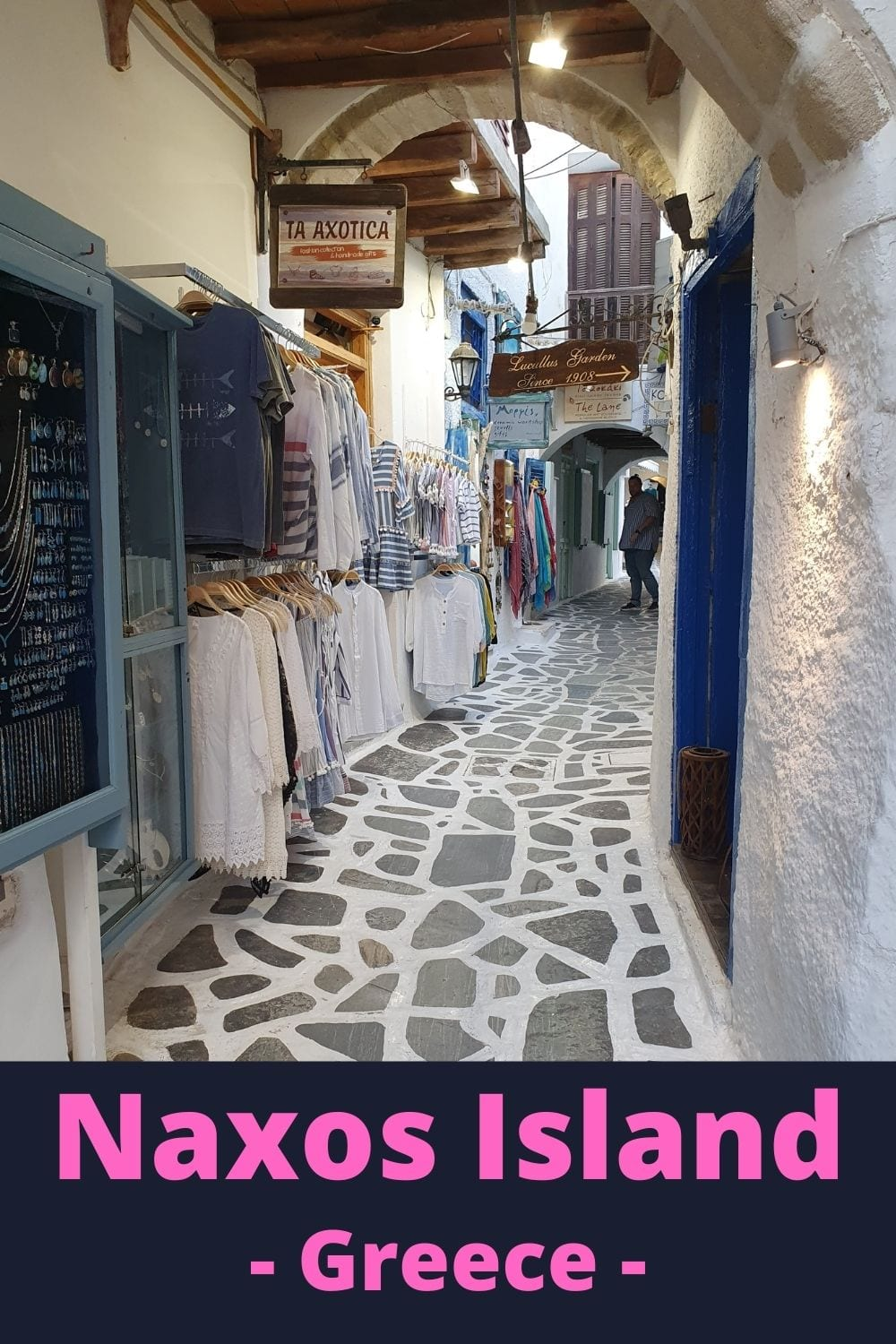 Ferries from Milos to Naxos in Greece