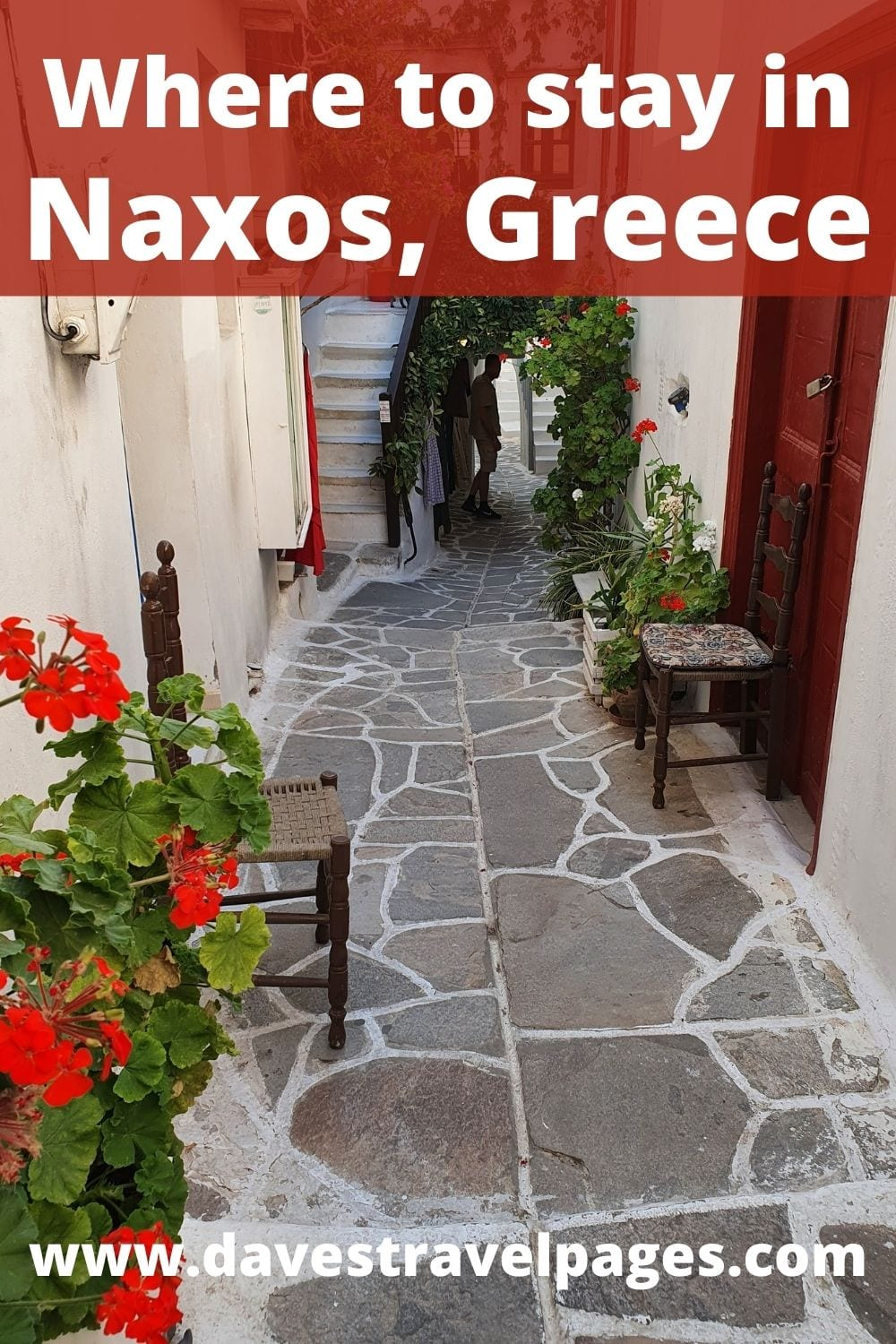 A travel guide on the best areas to stay in Naxos island, Greece