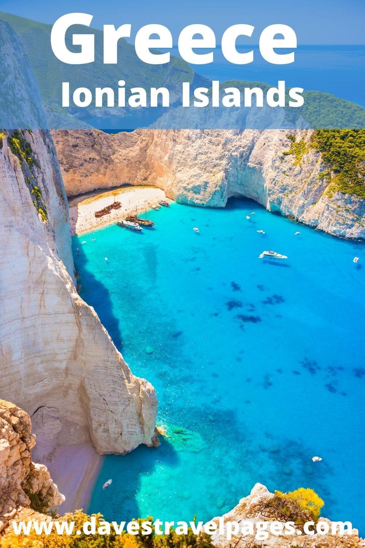 Ionian Islands Greece - Travel Guide