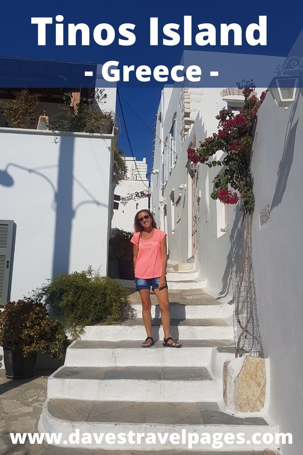 How to visit Tinos after Milos in Greece