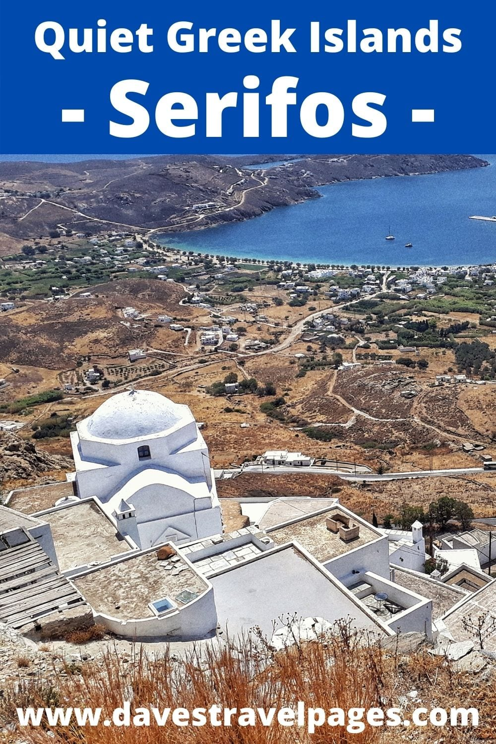 How to visit Serifos after Mykonos