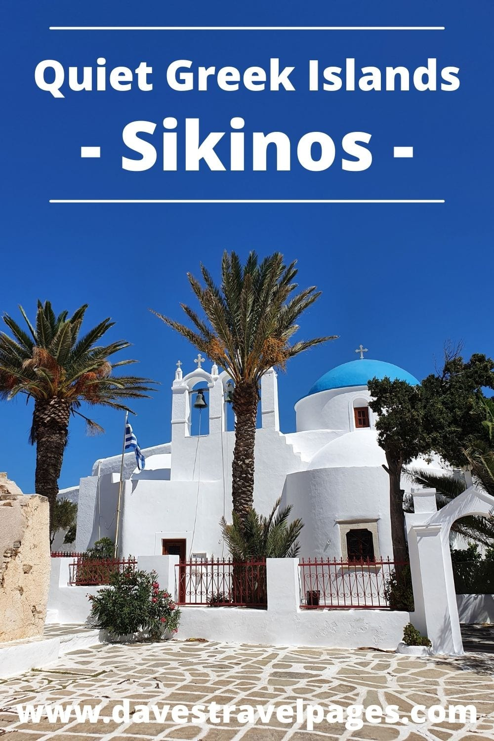 Traveling to Sikinos after Mykonos