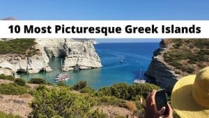 The 10 most scenic islands in Greece