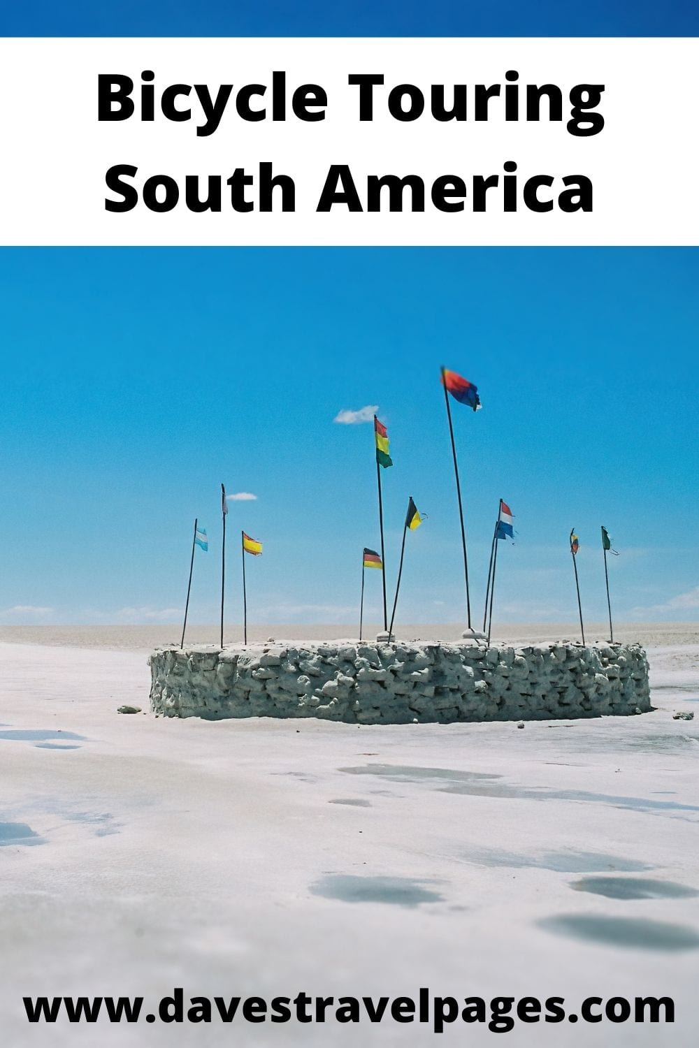 Bicycle Touring Across South America