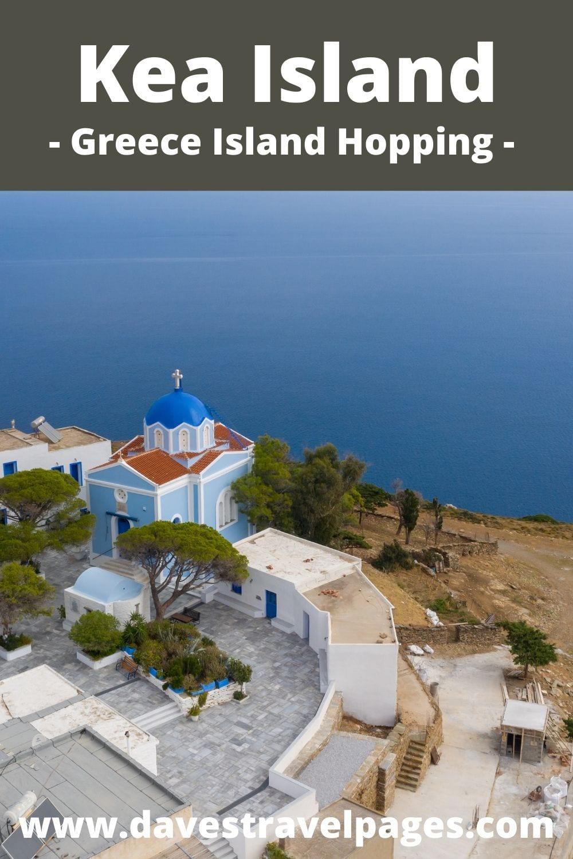 Kea island Greece Island Hopping Guide