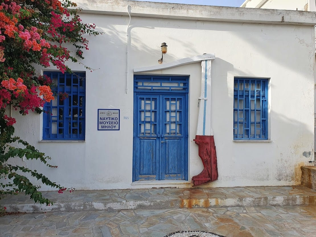 Maritime Museum Adamas Milos