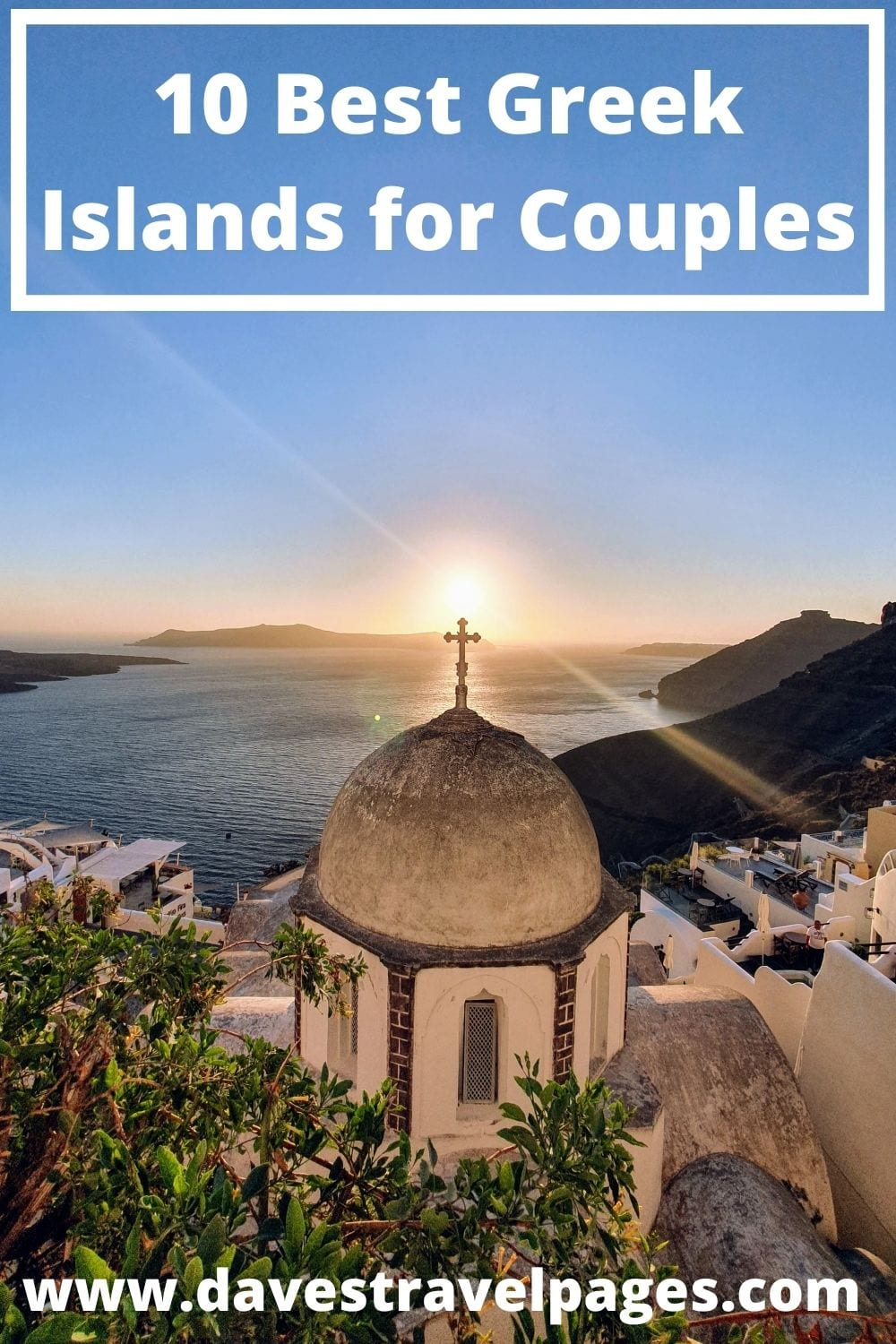 10 Best Greek Islands for Couples