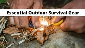 Essential outdoor survival gear to add to your EDC bag