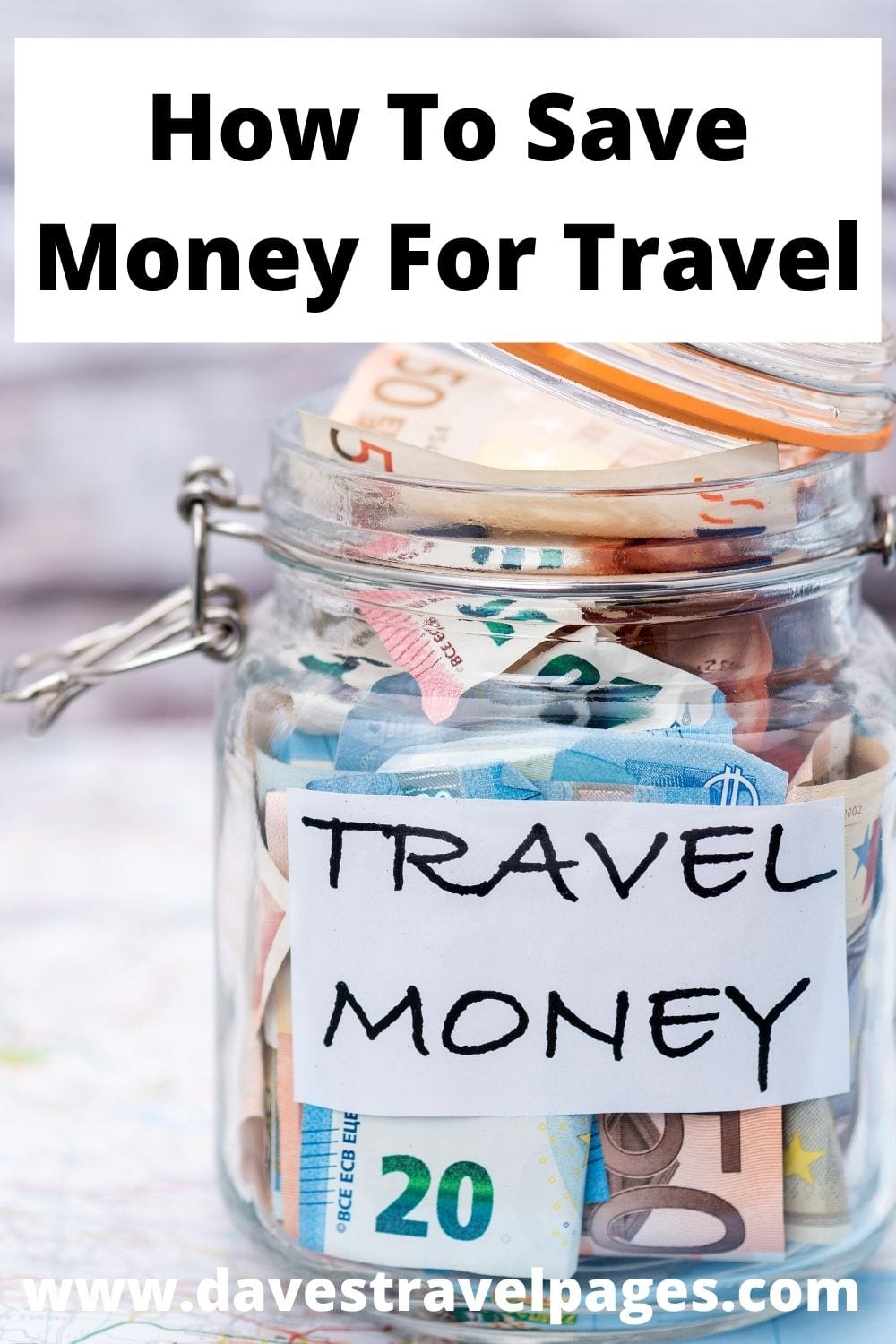 Money saving tips for a trip around the world