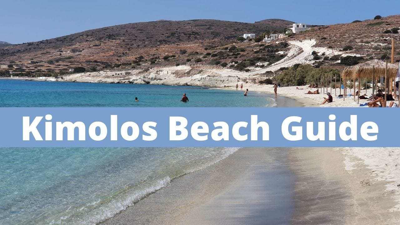 Kimolos Beach Guide