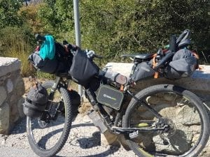A guide on why you need powerbanks for bike touring