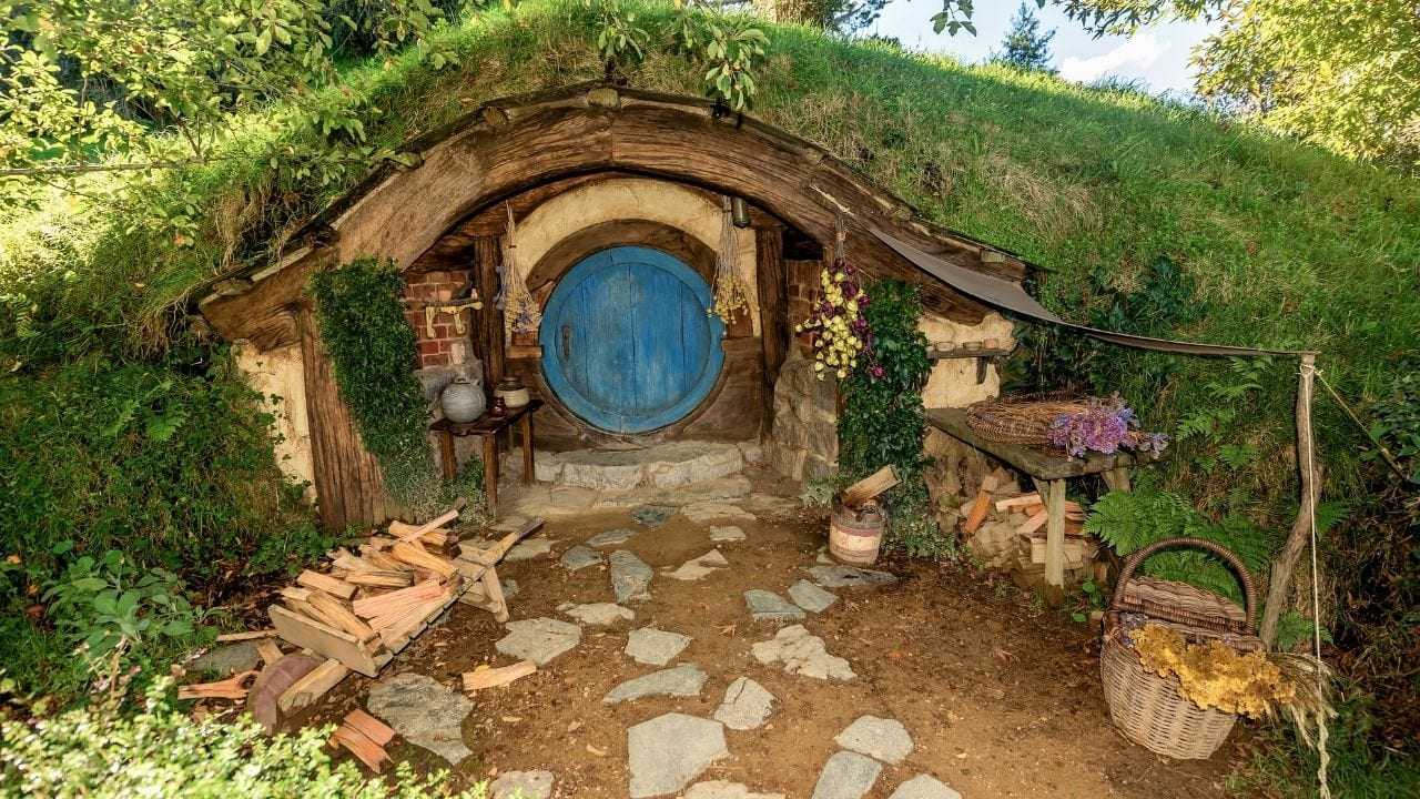 The Lord of the Rings Hobbit House