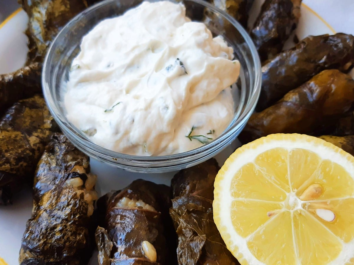 Dolmadakia is one of the traditional Greek foods that people love