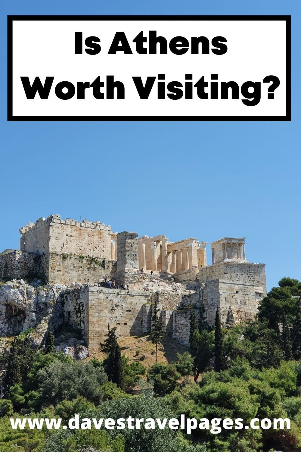 Is Athens in Greece worth visiting?