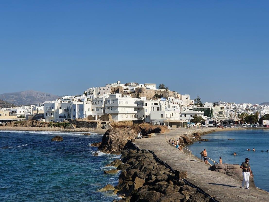 A look at Naxos Chora