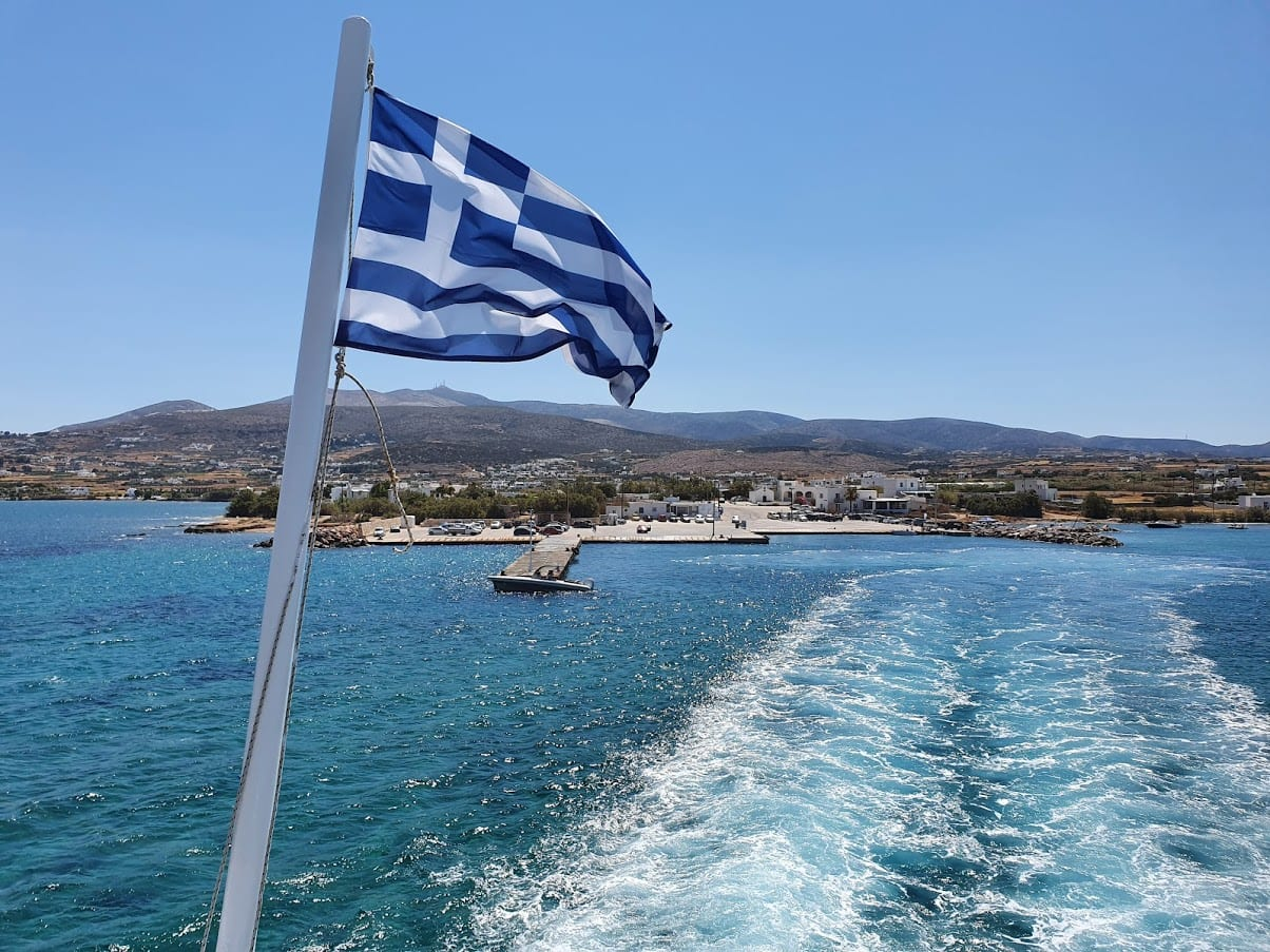 The Meltemi winds in Greece may affect your travel plans