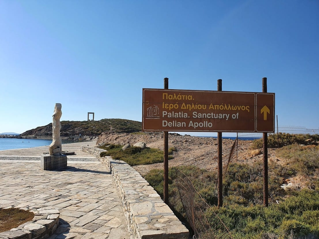 palatia sanctuary of delian apollo naxos