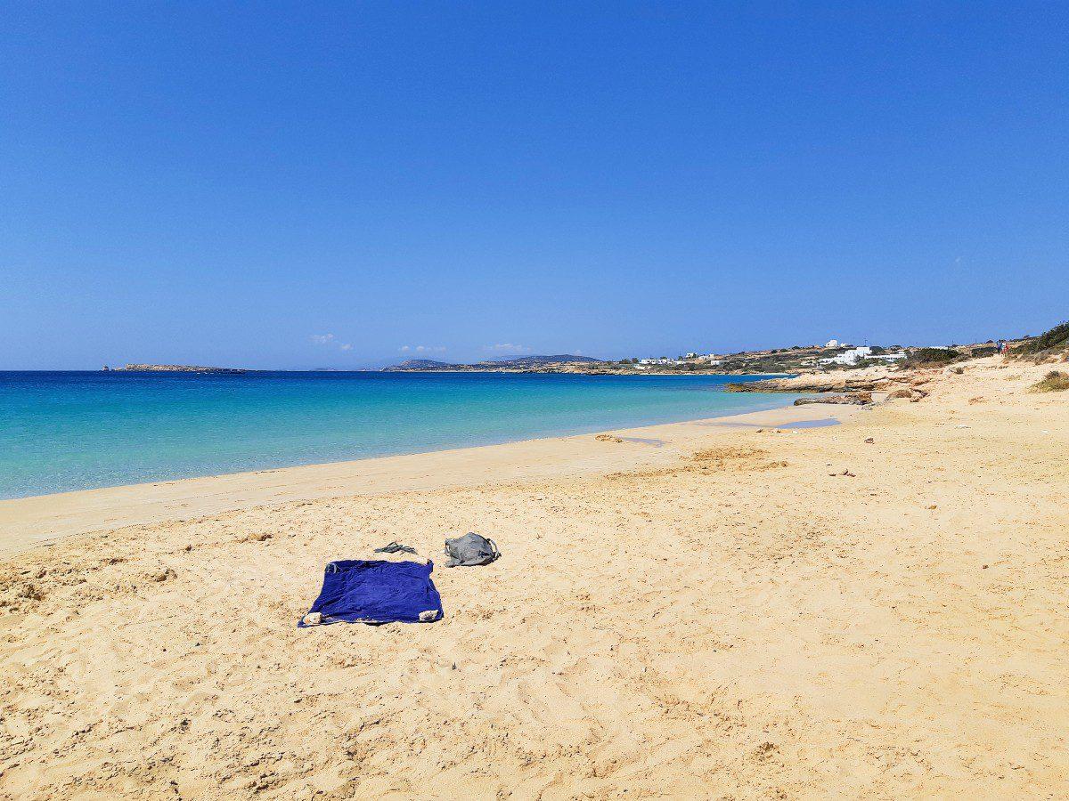 Amazing beaches in Koufonisia