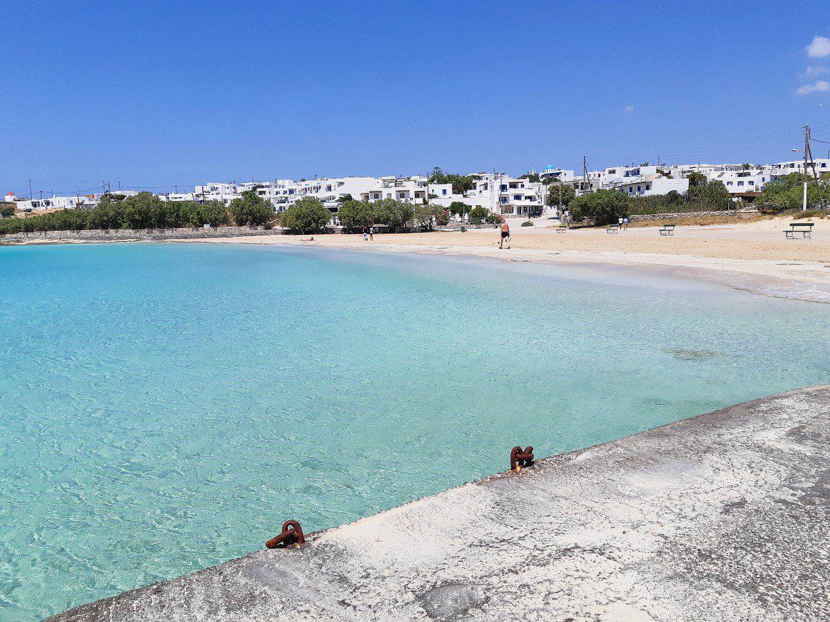 Ammos port beach Koufonisi