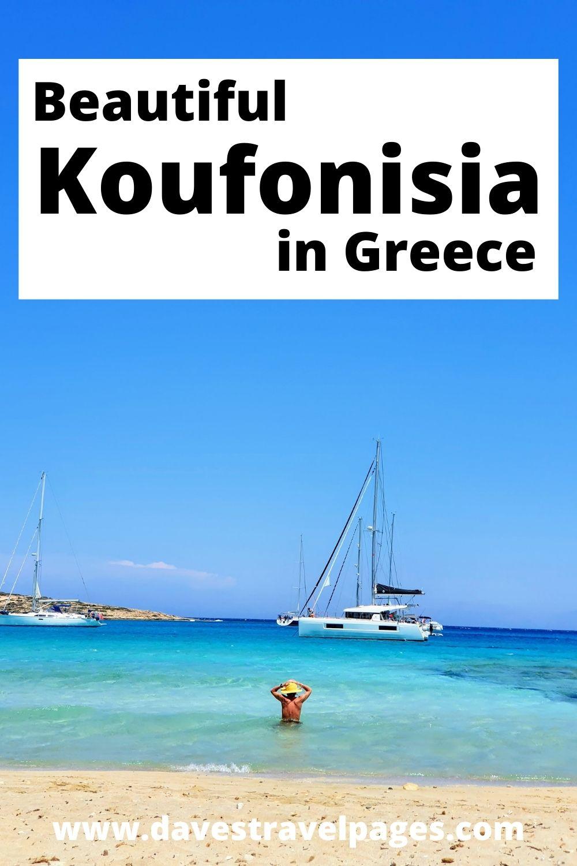 Beautiful Koufonisia in Greece