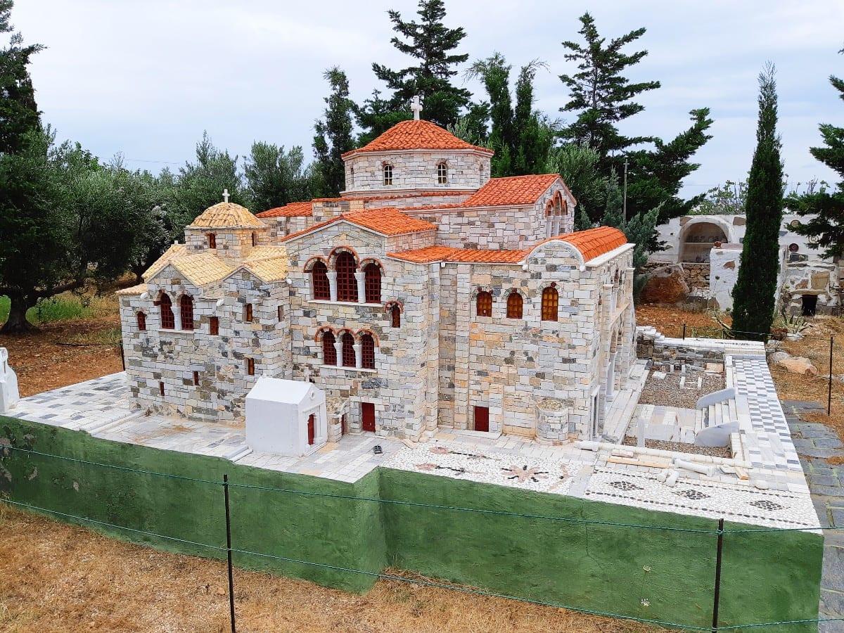 Benetos Museum in Paros