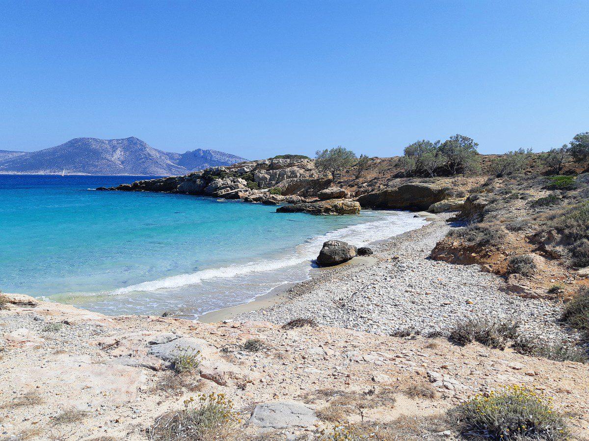 Chondros Kavos beach Koufonisia